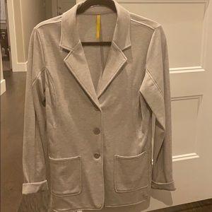 Lole large Women's grey blazer/jacket
